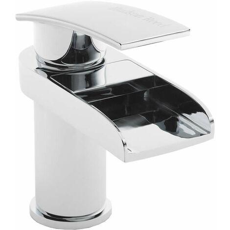 mitigeur cascade monotrou pour lavabo et vasque rhy305 eu. Black Bedroom Furniture Sets. Home Design Ideas