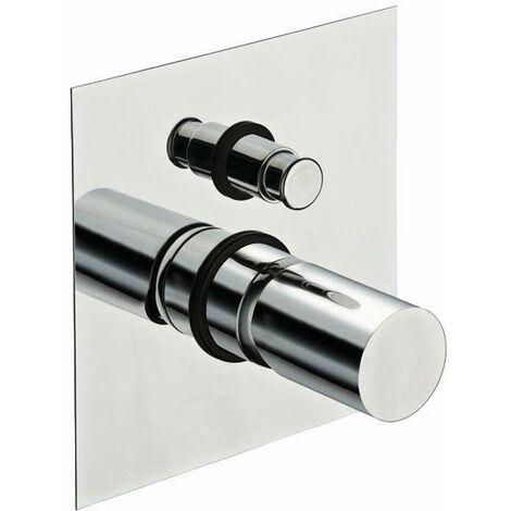 mitigeur de douche encastré avec inverseur Resp ITALIA 211