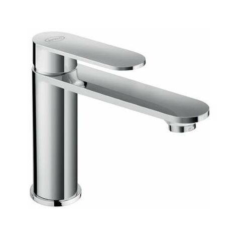Mitigeur de lavabo avec long bec Jacuzzi Borea 0BO00286JA00 | Chromé - Sans vidage