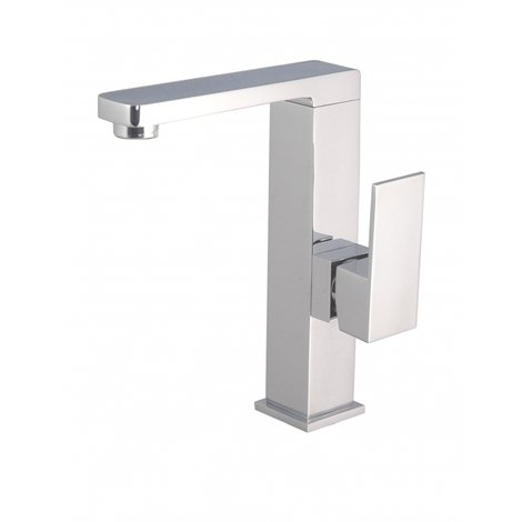 Mitigeur de lavabo chrome Mezzo