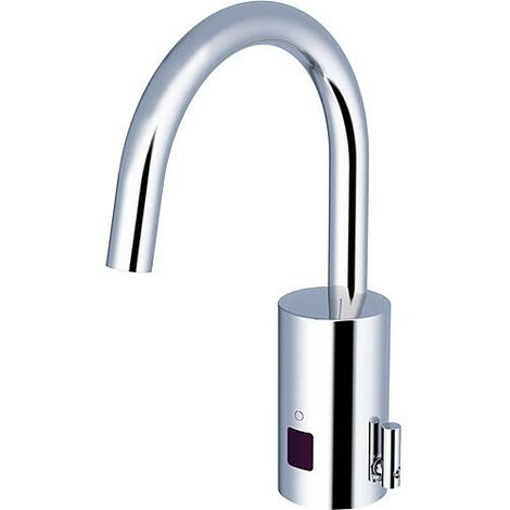 Mitigeur de lavabo Conti loopino G10, mélangé, chromé, sur pile sans vidage