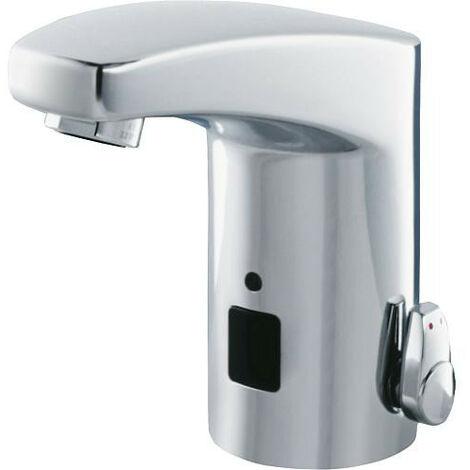 Mitigeur de lavabo Conti+maxx M10, mélangé, chromé, réseau sans vidage