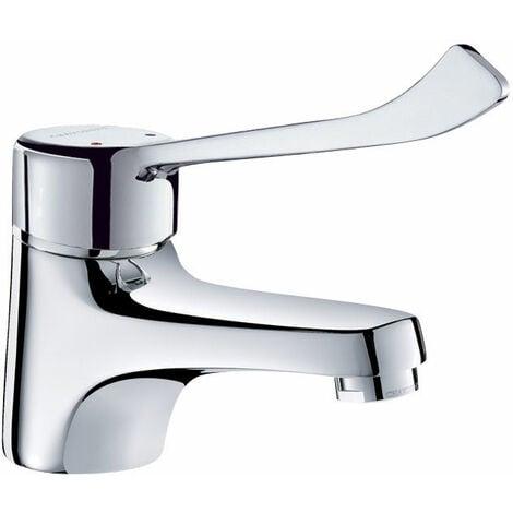 Mitigeur de lavabo poignée hygiène PMR