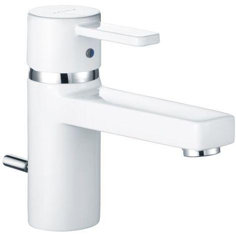 Mitigeur de lavabo ZENTA White - KLUDI