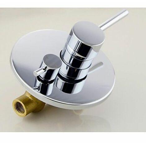 Mitigeur de robinet de douche encastrable
