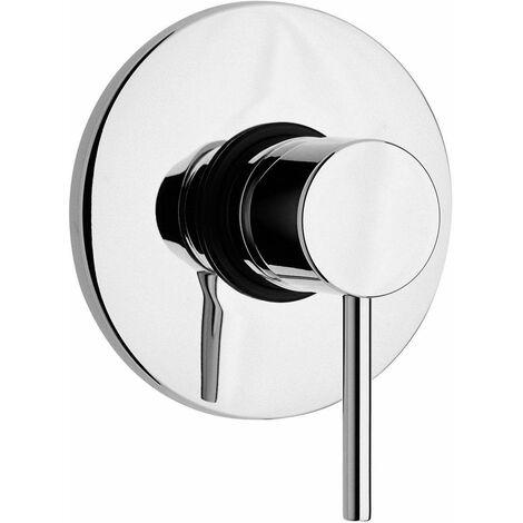 Mitigeur douche à encastrer Piralla Essenza 0ES00410A16 | Chromé