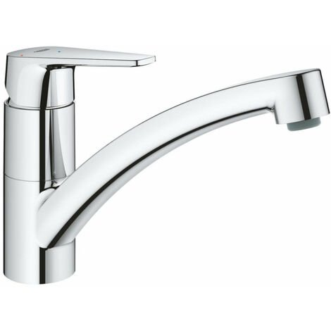 Mitigeur GROHE monocommande evier BauEdge Chrome Ref. 31682000