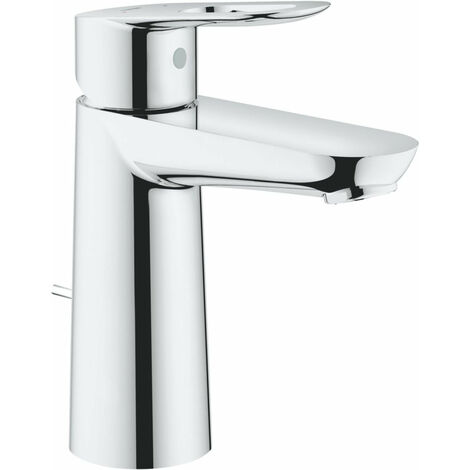 Mitigeur GROHE monocommande Lavabo Taille M BauLoop Chrome 23762000