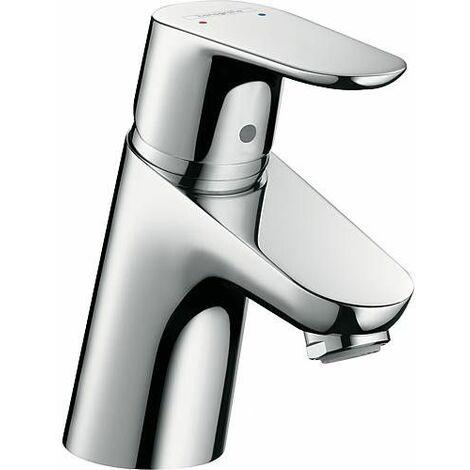 Mitigeur Hansgrohe Focus 70 Eco C3,garniture d ecoulement saillie 101 mm, chromé