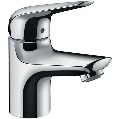 Mitigeur lavabo 70 Novus - Avec tirette et vidage - Hansgrohe