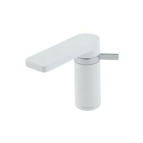 Mitigeur lavabo avec vidage blanc AROLA - 2601B Ramon Soler