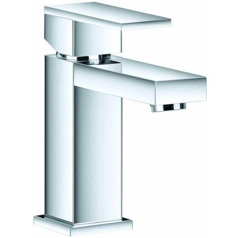 Mitigeur lavabo bec long Ancodesign 2 - Anconetti - Chromé