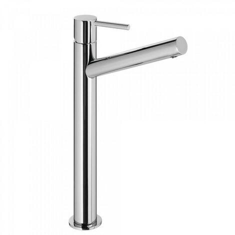 Mitigeur lavabo bec long - TRES 06220701