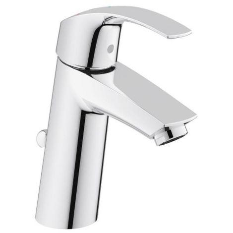 Mitigeur lavabo Eurosmart taille M CH3 NF