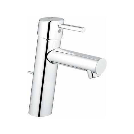 Mitigeur lavabo Grohe Concetto d'une main, taille M avec bonde de vidange - 23450001