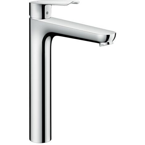 Mitigeur lavabo Hansgrohe Logis E XL bec haut chrome