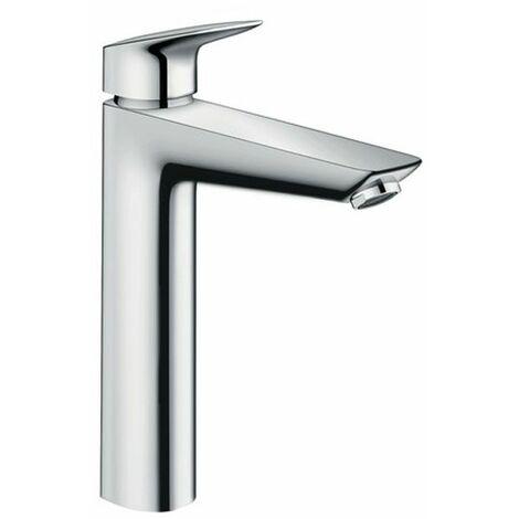 Mitigeur lavabo HANSGROHE N.F. Logis 190 Eco C3 chromé