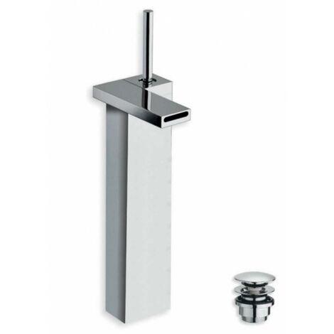 Mitigeur lavabo Haut bec cascade latéral MODUL - MD22251