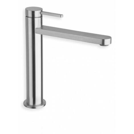 Mitigeur lavabo mi-haut Inox UNIX ONDYNA - UX22728