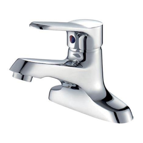 Mitigeur lavabo multi trous chromé