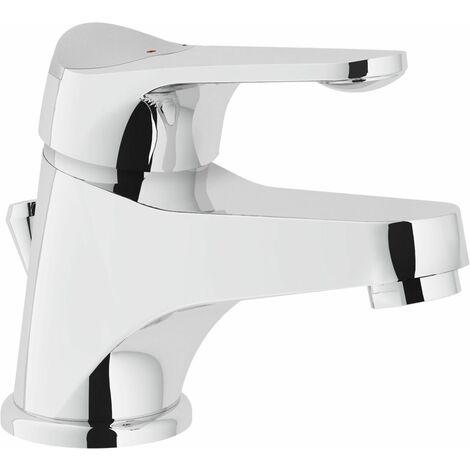 Mitigeur lavabo TIMER cartouche C3 - Chromé