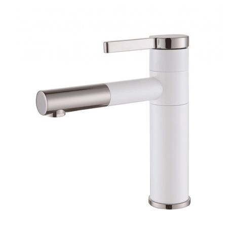 Mitigeur lavabo Ultrate blanc