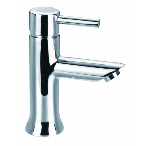 Mitigeur lave mains bec biseaute Alcazar - eau chaude/froide