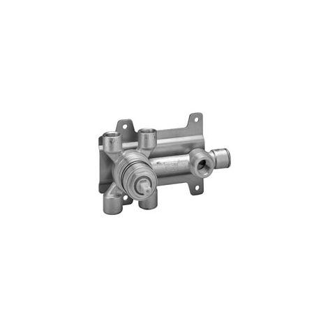 Mitigeur monocommande de douche encastré Dornbracht, mitigeur gauche, kit pré-montage, 35007970 - 3500797090