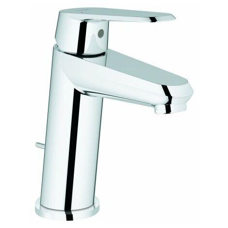Mitigeur monocommande de lavabo Grohe Eurodisc-Cosmopolitan DN 15, taille S, avec robinet d'écoulement - 23049002