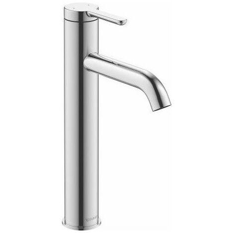 Mitigeur monocommande de lavabo L - SANS tirette et garniture de vidage - chromé