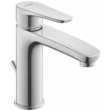 Mitigeur monocommande de lavabo M - AVEC tirette et garniture de vidage - chromé