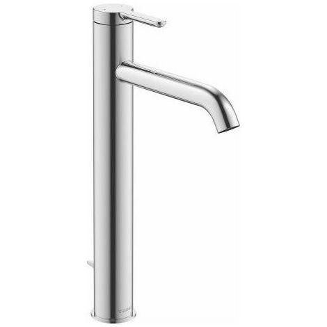 Mitigeur monocommande de lavabo XL - AVEC tirette et garniture de vidage - chromé