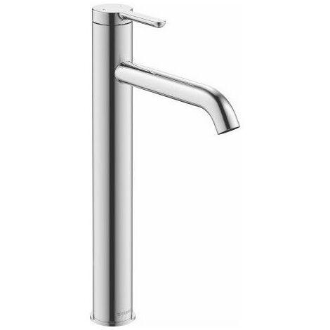 Mitigeur monocommande de lavabo XL - SANS tirette et garniture de vidage - chromé