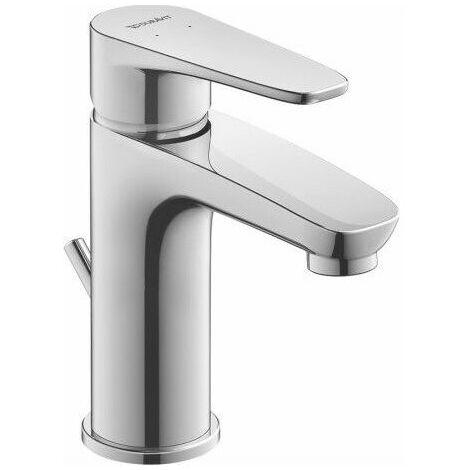 Mitigeur monocommande de lave-mains S - AVEC tirette et garniture de vidage - chromé