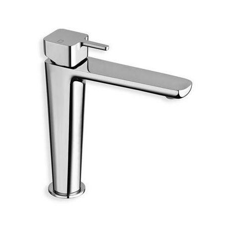 Mitigeur pour lavabo mi-haut poignée avec ou sans manette chromé KING - CRISTINA ONDYNA KG21751