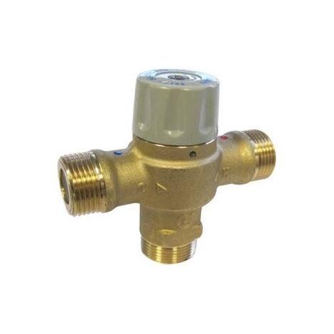 Mitigeur thermostatique 5211723 3/4 THERMADOR avec filtres et clapets - MIX52120