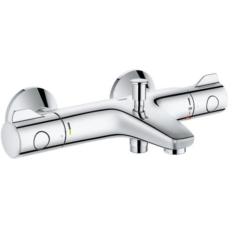Mitigeur thermostatique bain/douche GROHE Grohtherm 800 - Chromé