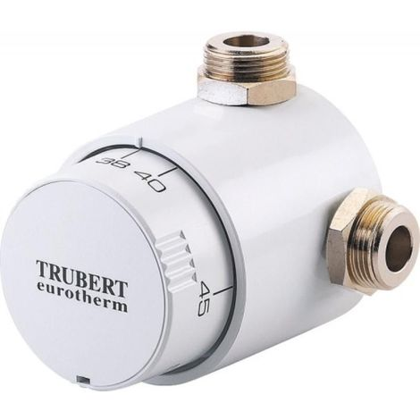 Mitigeur thermostatique centralisé Trubert 20x27 T9107B