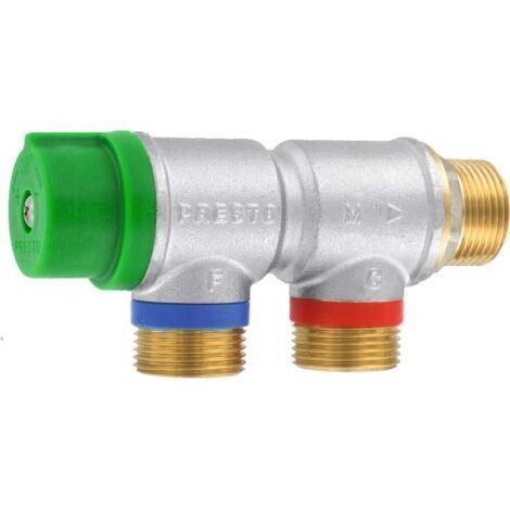 Mitigeur thermostatique de sécurité pour lavabo 29006