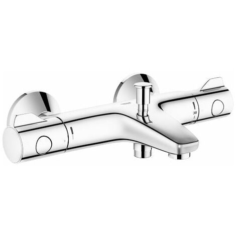 Mitigeur thermostatique GROHE bain douche GROTHERM 800, Ref.34569000