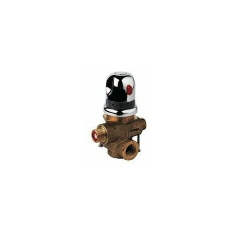 Mitigeur thermostatique pour cabine ou panneau de douche