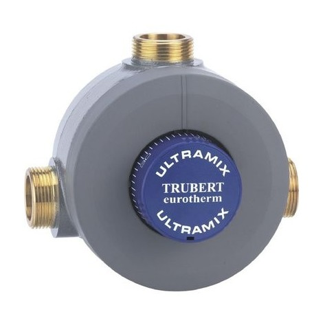 Mitigeur thermostatique collectif trubert eurotherm, 56 à 400 l/min Watts Industries F (mm) 98