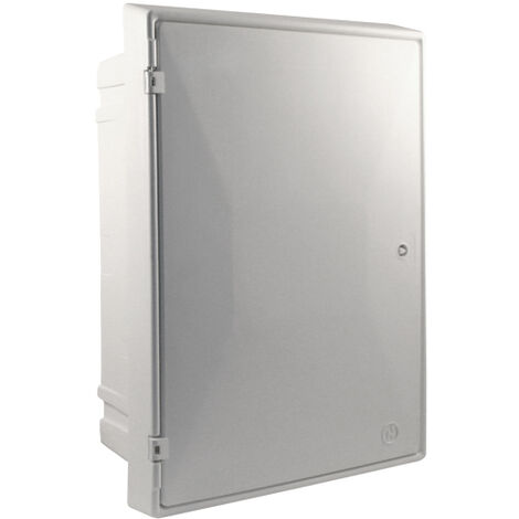 """main image of """"Mitras Electric Meter Box Recessed (595 x 409 x 210mm) - Electric Cabinet"""""""