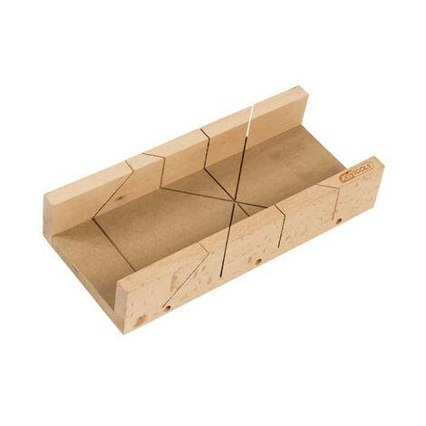 Mitre box KS TOOLS - 350 x 120 x 50mm - 907.2513