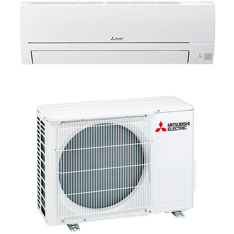 Mitsubishi Klimaanlage R32 Basic Wandgerät 2,5 kW SET
