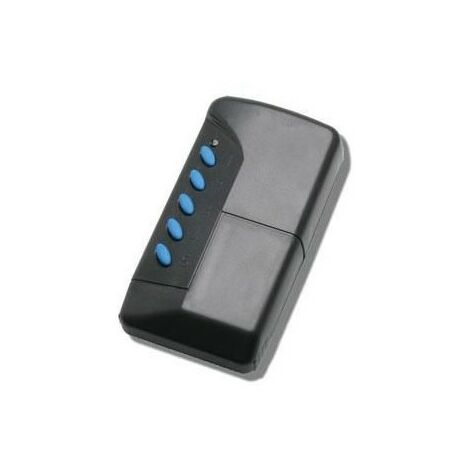 Télécommande / Emetteur radio portatif 5 canaux SOMMER REMPLACER PAR SO4011V000 - 4011.
