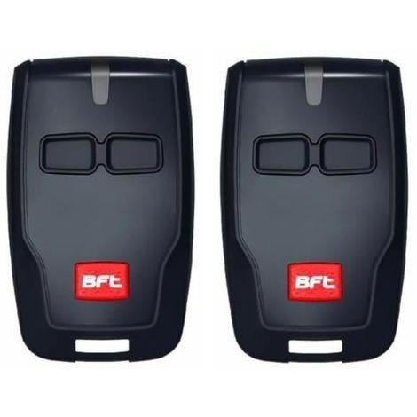 Pack de 2 Télécommandes BFT MITTO B RCB 02 Télécommande BFT
