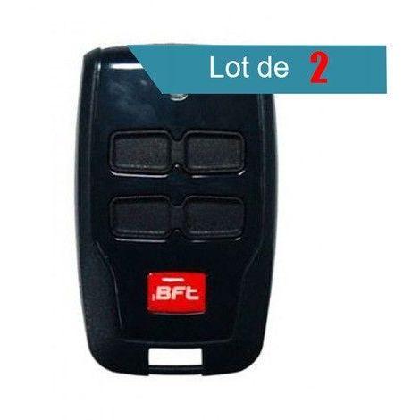 """main image of """"MITTO B RCB 04 Télécommande BFT Pack de 2 - BFT"""""""