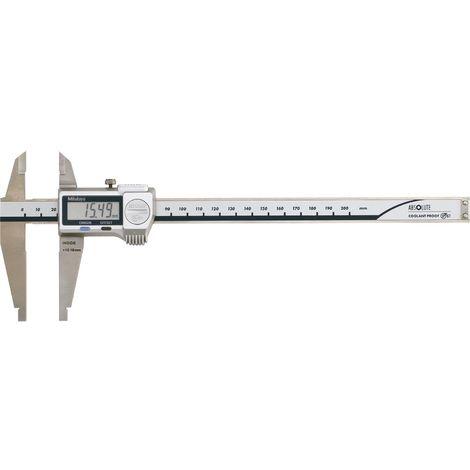 MITUTOYO Digital WK-Messschieber mit Datenausgang IP67 Messbereich 0- 300 mm