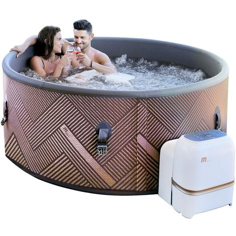 Miweba MSPA aufblasbarer Whirlpool Concept C-MO069 Outdoor Indoor Pool Massage Spa